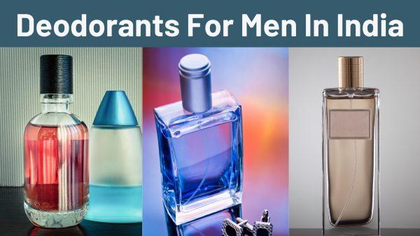 Deodorants For Men In India