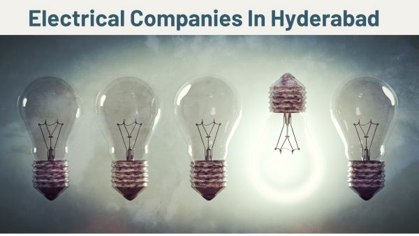 Electrical Companies In Hyderabad