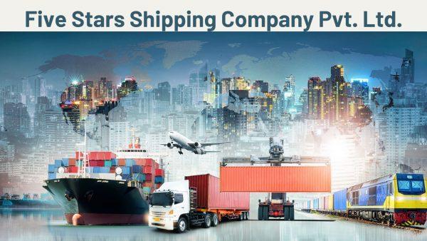 Five Stars Shipping Company Pvt. Ltd.