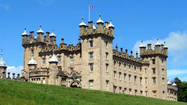 Floors Castle Scotland