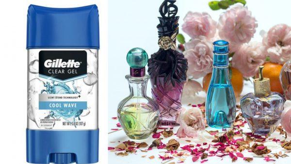 Gillette Deodorants
