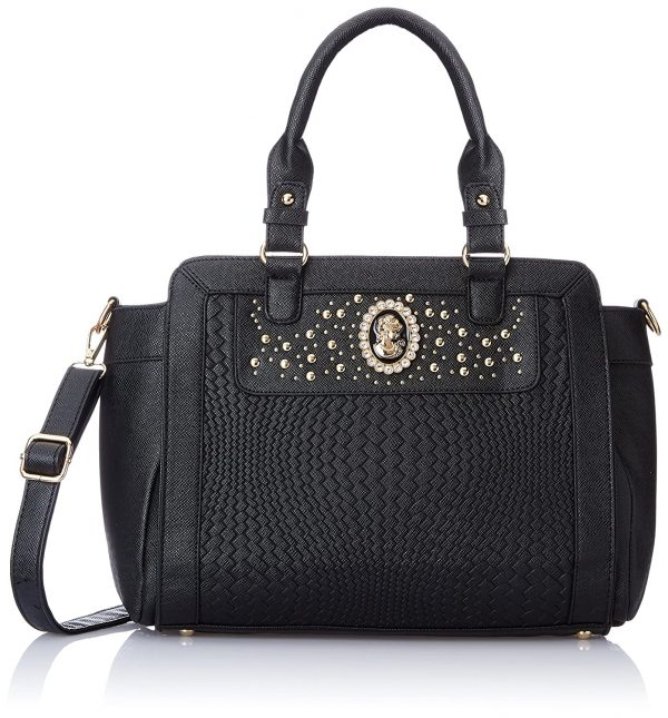 Ladida Womens Handbag 643BLACK