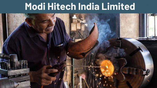 Modi Hitech India Limited