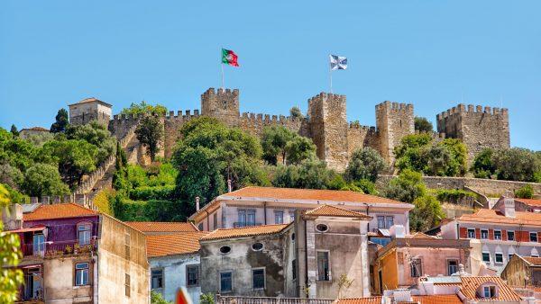 Sao Jorge Castle Portugal
