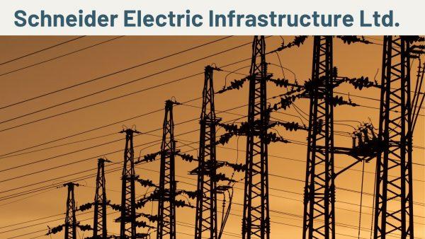 Schneider Electric Infrastructure Ltd.