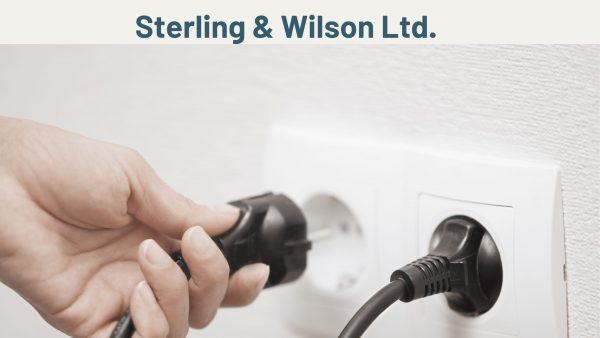 Sterling Wilson Ltd.