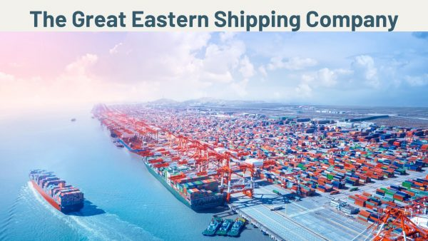 The Great Eastern Shipping Company