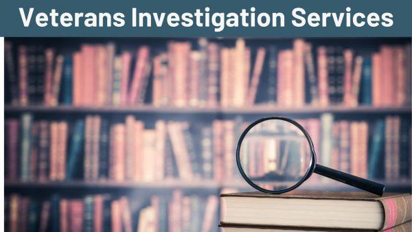 Veterans Investigation Services