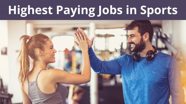 Highest Paying Jobs in Sports