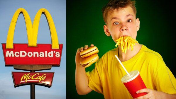 McDonalds Everywhere