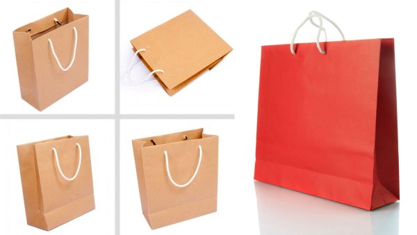 The Square Bottomed Paper Bag